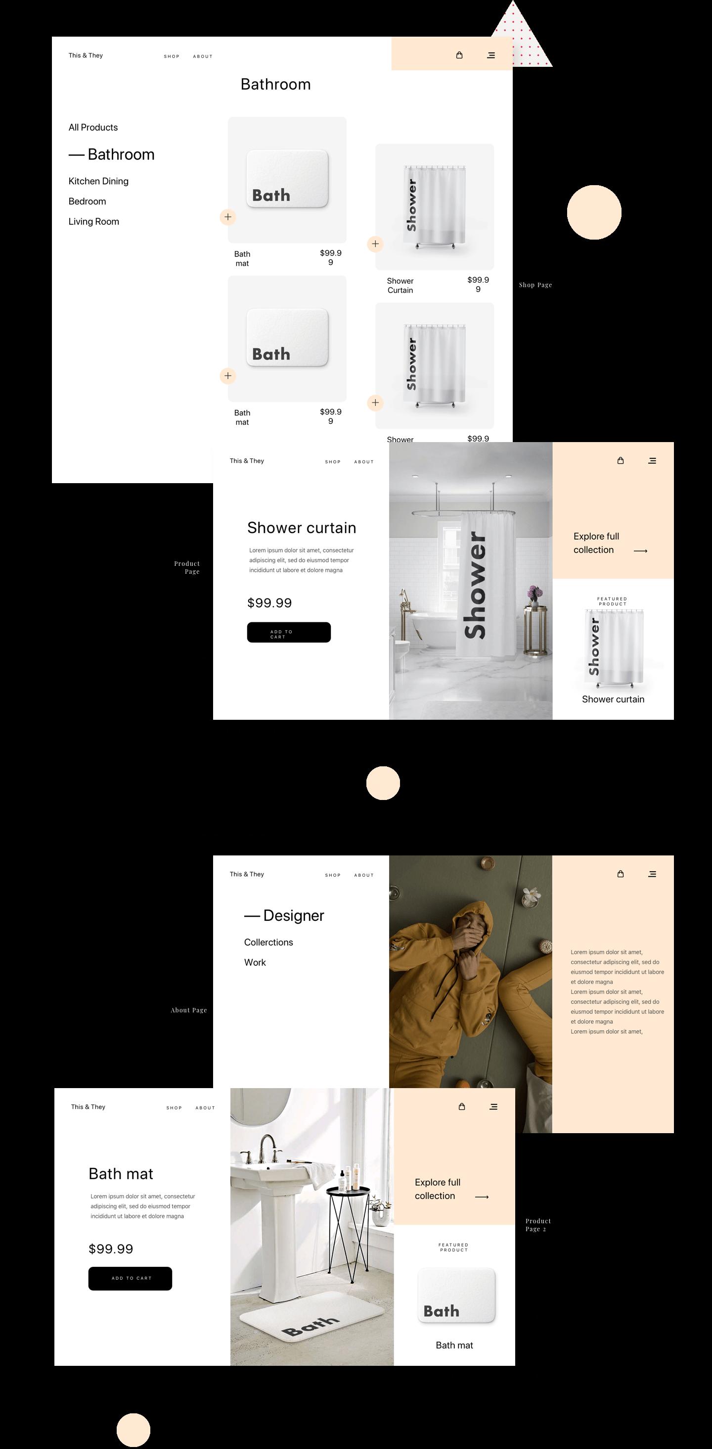 eCommerce, Website Design, Website, Website Development, Design, Development, User Experience, Cincinnati, Canned Spinach