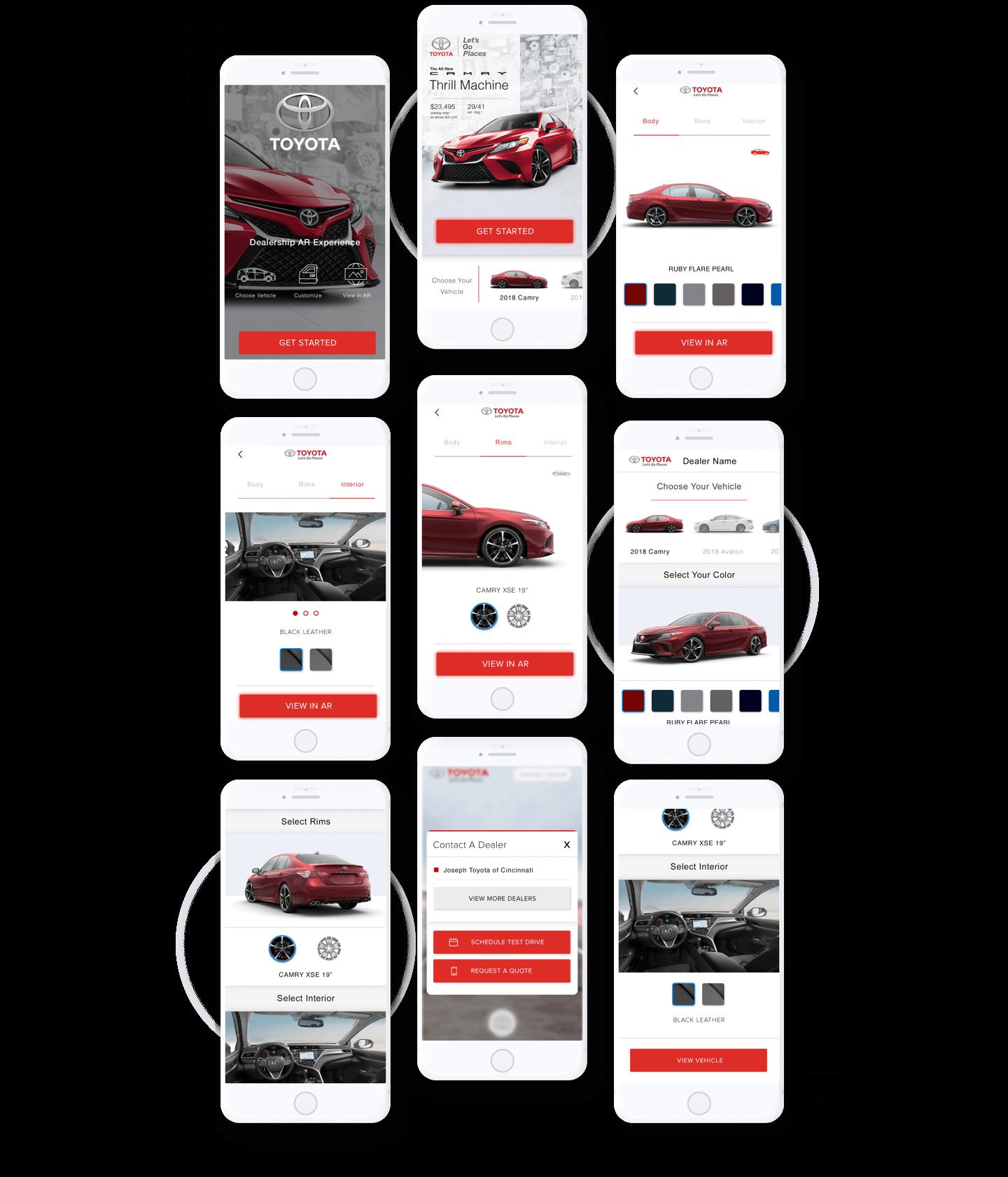 AR, Augmented Reality, Website Design, Website, Website Development, Design, Development, User Experience, Cincinnati, Canned Spinach
