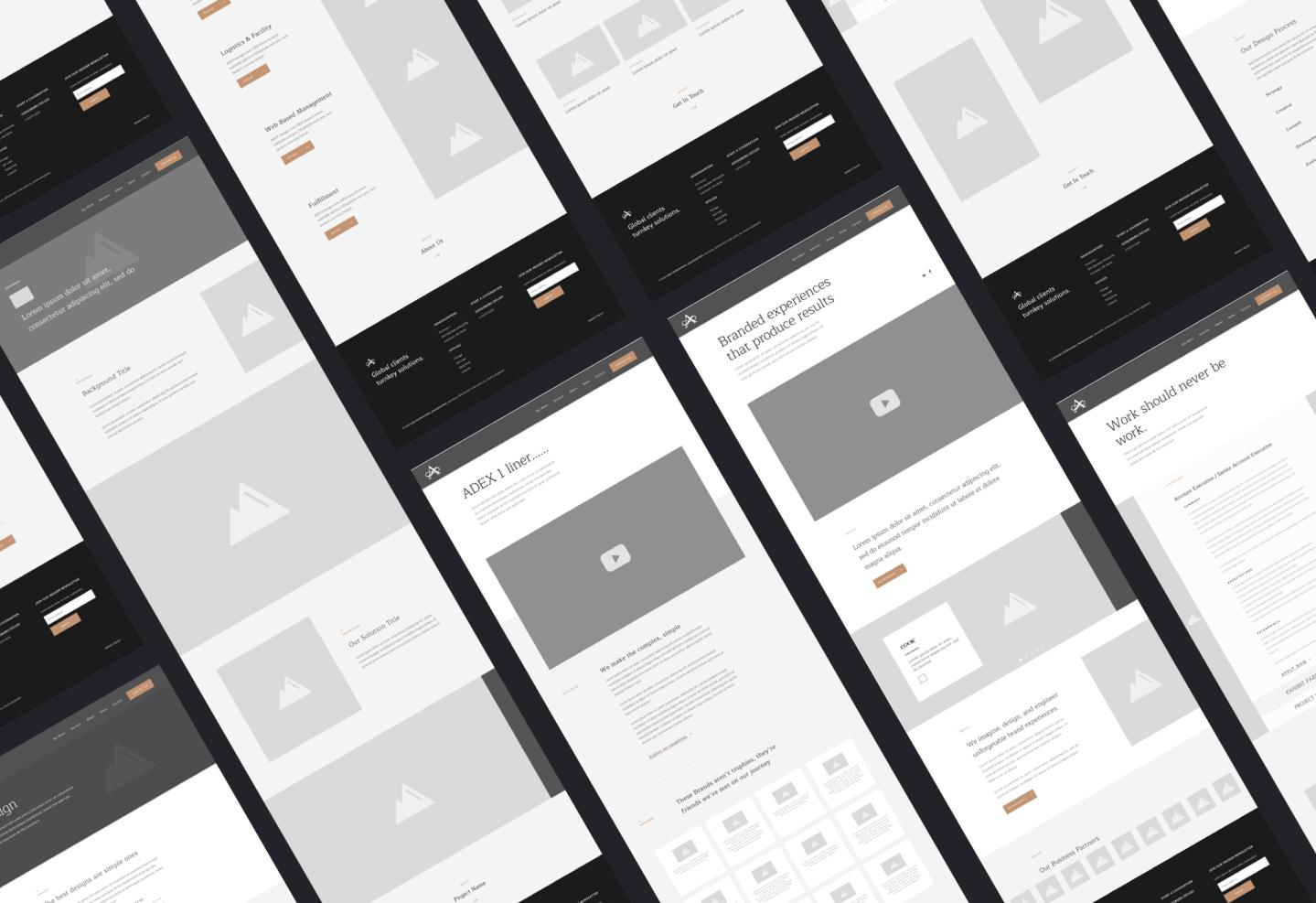 Website Design, Website, Website Development, Design, Development, User Experience, Cincinnati, Canned Spinach